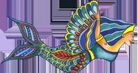 Constellations Astrology Mermaid